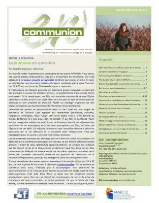 En communion
