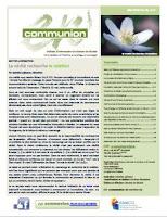 En communion: campagne de financement