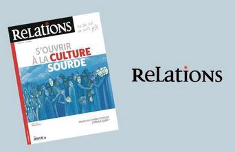 Une première pour Relations: un article en LSQ