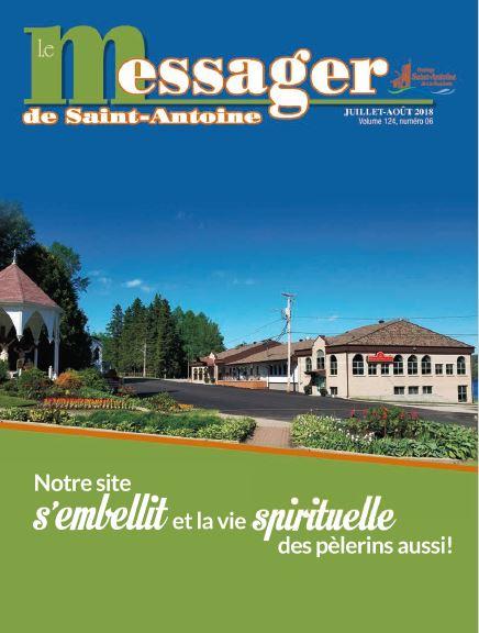 Le Messager de Saint-Antoine: hospitalité