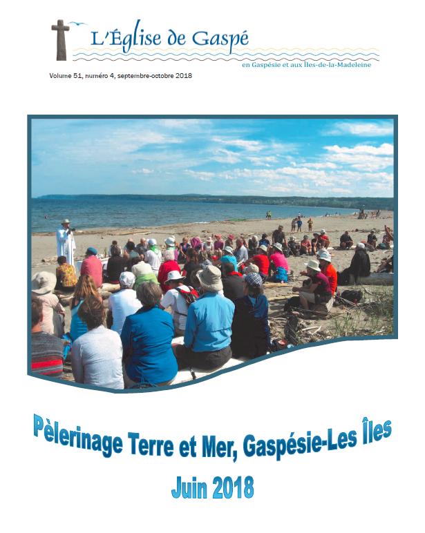 L'Église de Gaspé: lancement pastoral