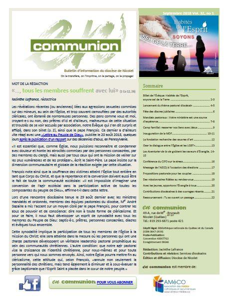 En communion: cléricalisme