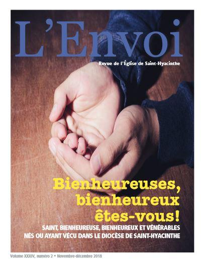 L'Envoi: Élisabeth Bergeron