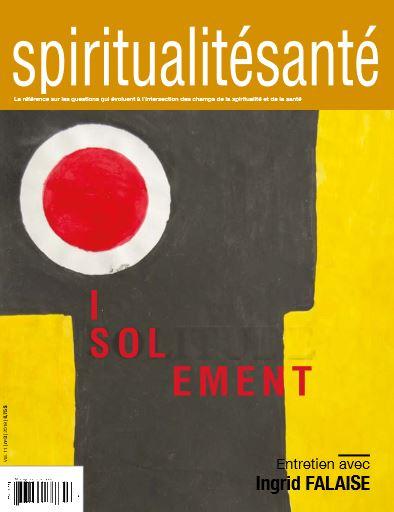 Spiritualitésanté: isolement et solitude