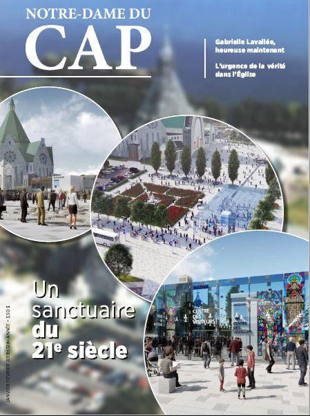Notre-Dame-du-Cap: changements