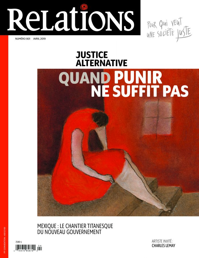Relations: justice alternative