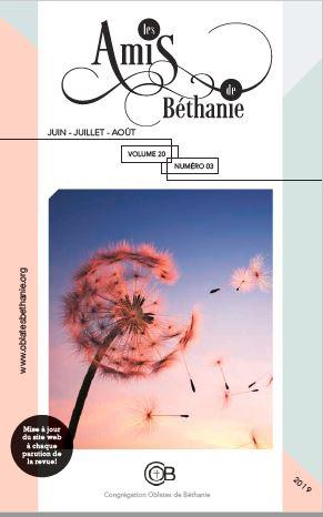 Les Amis de Béthanie: courrier des lecteurs