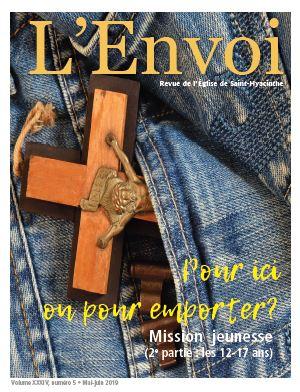 L'Envoi: atelier liturgique