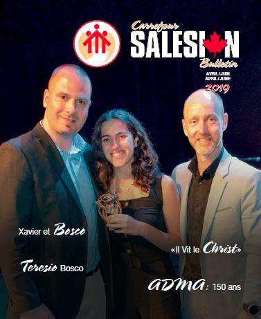 Carrefour salésien: 66 éditions