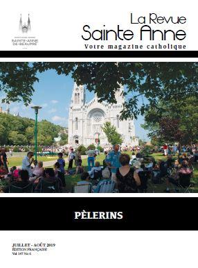 La Revue Sainte Anne: pèlerins