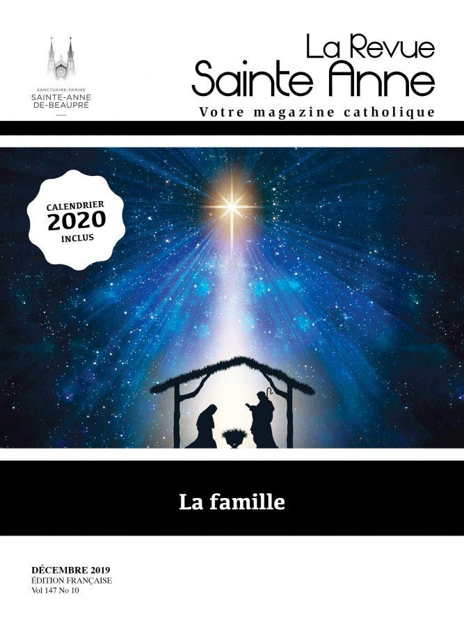 La Revue Sainte Anne: départ de Lucie Ricard