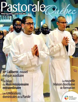 Pastorale-Québec: un évêque missionnaire
