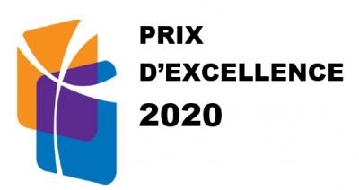 Inscriptions aux Prix d'excellence 2020