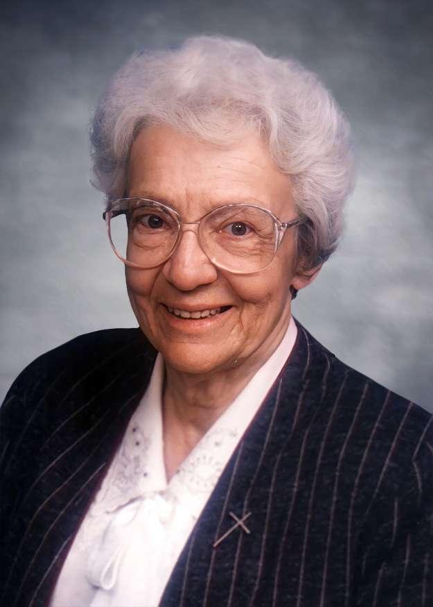Sœur Huguette Turcotte (1924-2021)