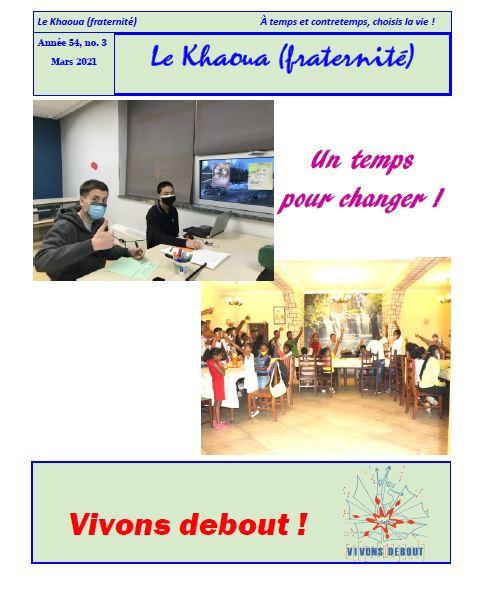 Le Khaoua: changement