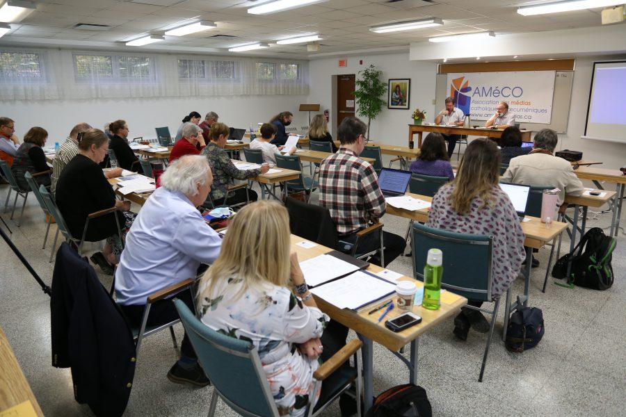 Congrès 2021: l'assemblée générale